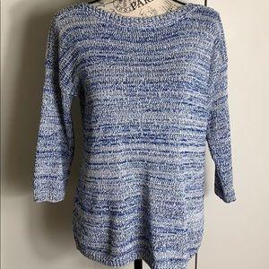 talbots sweatershirt sz Mp